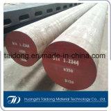 Aço redondo de aço 1.7225/42CrMo/4140 do molde de aço estrutural da liga