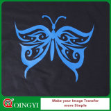 Vinyle de transfert thermique d'unité centrale de qualité de couleur rouge de Qingyi pour le textile