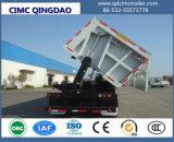 3 Aanhangwagen van de Vrachtwagen van de Kipper van de Aanhangwagen van de Kipper van de Stortplaats van de as de Achter Semi