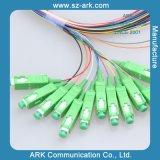 Cable de fibra óptica de la fábrica de Shenzhen