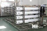 Filtro de /UF del equipo del uF de la fibra/ultra equipo huecos de la filtración para el agua potable