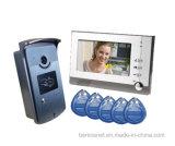 Interphone visuel de Bell de porte de téléphone de porte de garantie à la maison