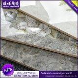 2016熱い販売白い陶磁器250× 750の内部のPocerlainのタイルの陶磁器の壁のタイル