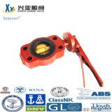 Válvula de mariposa de la oblea de China de los distribuidores
