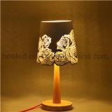 La noche de la lámpara de vector enciende el LED dentro de las luces blancas de la noche de la cortina 10W para la luz del vector del dormitorio