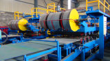 PU 기계를 형성하는 PU Cangzhou Botou 샌드위치 위원회 압박