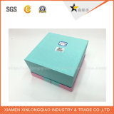 Коробка изготовленный на заказ выдвижения волос печатание полного цвета упаковывая