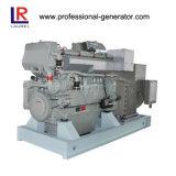 3 générateur marin diesel de la phase 450kw pour des bateaux