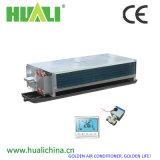 Tipo orizzontale stato dell'aria dell'unità della bobina del ventilatore/acciaio galvanizzato bobina celato di HAVC del ventilatore