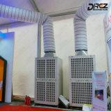 Rostfeste geleitete Klimaanlage Wechselstrom-24ton Ductable für Handelsereignis-Zelt Hall
