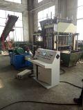 Bloc concret automatique de Qt10-15D faisant à machine la machine creuse de brique de machine à paver
