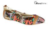 Chaussures de ballet Pointed-Toe de la mode plate des femmes