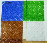 명확하거나 회색 또는 청동색 또는 노랗고 또는 빨강 또는 파란 색깔 (CP-FP)를 가진 3mm-8mm 중국 계산된 장식무늬가 든 유리 제품