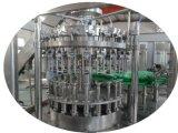 Línea de producción completa de máquinas de procesamiento de jugo para botellas de vidrio