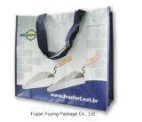 Modificar los bolsos no tejidos de la maneta para requisitos particulares de las compras de la manera