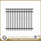 Rete fissa ornamentale del ferro, recinzione usata Galvanzied all'ingrosso poco costosa del ferro saldato