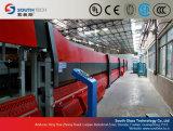 Línea de transformación de cerámica continua del rodillo del vidrio plano de Southtech (LPG)
