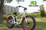 Gomma grassa 26 bici elettrica calda della montagna 500W della neve della spiaggia di vendita di pollice