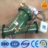 Filtro da acqua automatico di auto pulizia dell'acciaio inossidabile per il sistema di condizionamento d'aria