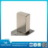 Magnete del neodimio sinterizzato segmento dell'arco di alta qualità