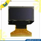 """0.96の"""" FoldableガラスM2004のピンチップとの96*96表示OLED"""