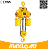 10t Electric Crane met Hook