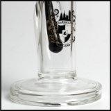 中国9mm Waterpipeの最もよい卸売価格のまっすぐな管ガラスの煙る配水管の管のホウケイ酸塩の水ぎせるShisha