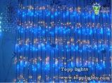 OEMマルチカラークリスマスLEDの滝ライトの美化