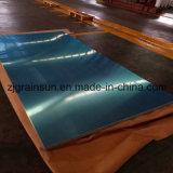 Plaque en alliage d'aluminium pour le TFT
