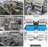 2개의 헤드 Dahao 통제 시스템을%s 가진 15의 색깔 모자 자수 기계 수건 관 자수 기계 가격 행복한과 Tajima 자수 기계와 같