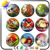Шарик игрушки выражения PU стороны детей безопасности и охраны окружающей среды сь