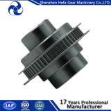 Engranaje de distribución del encendido de S3m S5m S8m que embrida las altas poleas de sincronismo de la torque