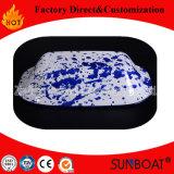 Venda por atacado quadrada cerâmica da placa do prato da placa da manteiga da bandeja do cozimento de Sunboat