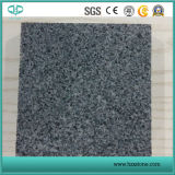 O granito G654 escuro de Pangdang telha lajes para a decoração