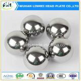 Fábrica de China esfera de aço inoxidável de 1.5mm - de 90mm para os rolamentos