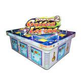 Funzionato con la macchina del gioco di pesca del casinò di gioco della moneta