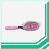 Peigne de balai de solvant de cheveu d'animal familier, balai de toilettage de Pin pour le chat de crabot