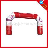 完全な印刷広告PVC膨脹可能なアーチ