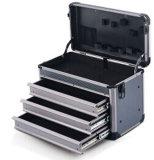 Случай инструмента профессионального оборудования алюминиевый с крепкий алюминиевой рамкой