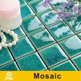 Mosaico di ceramica di vendita della crepa calda del ghiaccio per la serie della piscina della piscina 6mm (nuoto P B01/P B02)
