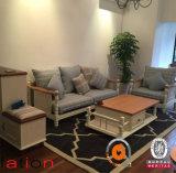 Couvertures tuftées de région de filé de 100% de main Shaggy acrylique de tapis pour la décoration à la maison