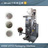 De automatische Ronde Machine van de Verpakking van het Theezakje