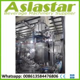 Автоматическая Carbonated технологическая линия воды соды машины завалки безалкогольного напитка