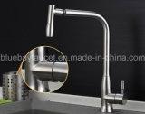 Le laiton neuf populaire de chrome retirent le taraud d'eau de cuisine de jet