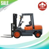 Isuzu Engine & Top Quality Latest Factory Price 4t Diesel Forklift