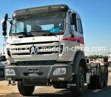 De Hete Verkoop van Afrika! 6X6 de Vrachtwagen van de Tractor van BEIBEN