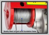 Электрическая лебедка веревочки провода PA 400kg миниая