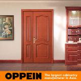 De Edele Stevige Houten Binnenlandse Deur Van uitstekende kwaliteit van Oppein (YDA015D)