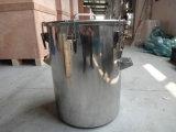 Tambor sellado abrazadera del acero inoxidable 200L