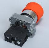 22mm Dringlichkeit-Pilz Typ Drucktastenschalter